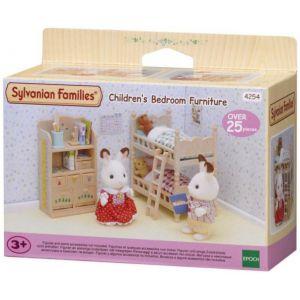 Sylvanian Families Kinderslaapkamer