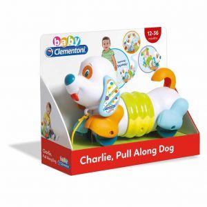 Trekfiguur Hond Charlie
