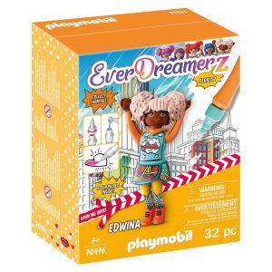 Playmobil 70476 Everdreamerz Comic World Edwina