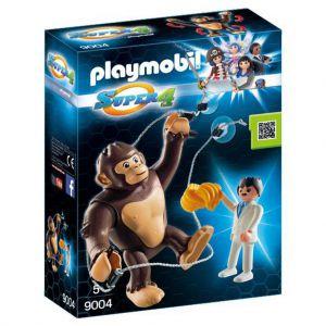 Playmobil 9004 Super 4 Reuzenaap Gonk