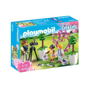 Playmobil Fotograaf Met Bruidskinderen