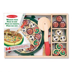 Houten Pizza 54dlg