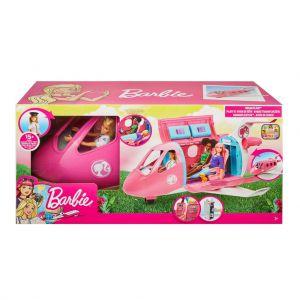 Barbie speelset Droomvliegtuig met piloot