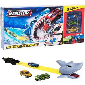 Teamsterz shark attack + 3 cars