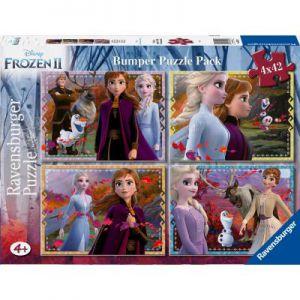 Frozen puzzels 4x42