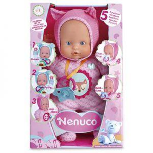 Pop Nenuco 5 functies roze