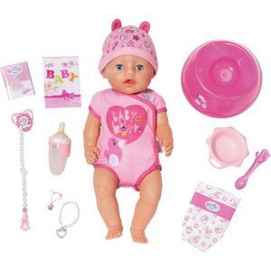 Pop Baby Born Soft Touch Girl (Blue Eyes) 43 Cm