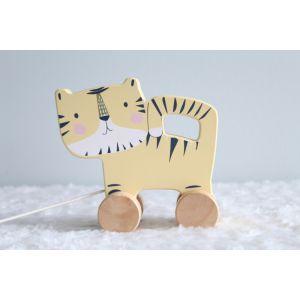 Little Dutch trekfiguur tijger