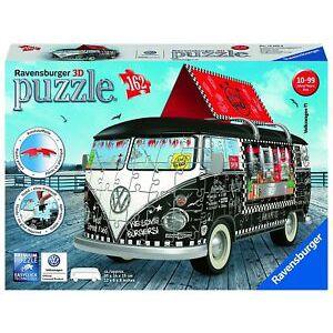 Puzzel 3D Volkswagen Food truck