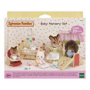 Sylvanian Familie Baby Nursery