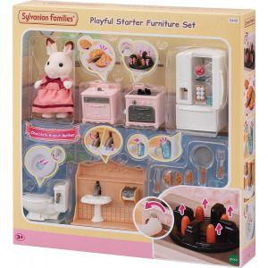 Sylvanian Families meubelstartset (moeder) 5449