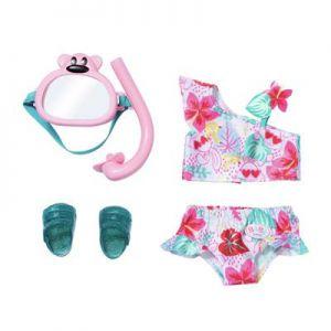 Baby Born vakantie bikini set