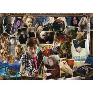 Ravensburger puzzel Harry tegen Voldemort - legpuzzel - 1000 stukjes