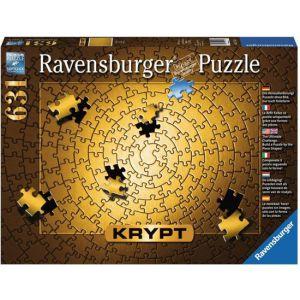 Ravensburger Krypt Puzzel Gold - Legpuzzel - 631 stukjes