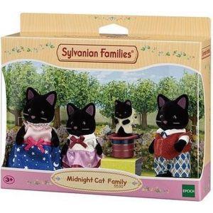 Sylvanian families nacht kat familie