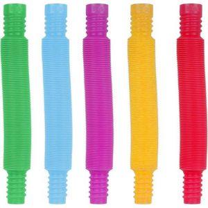 Fidget pop tubes 3stuks