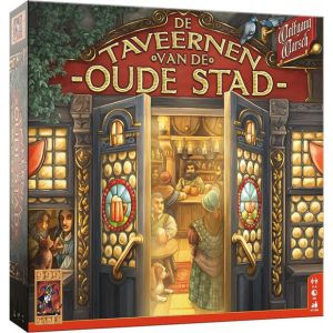 De Taveernen van de oude stad bordspel