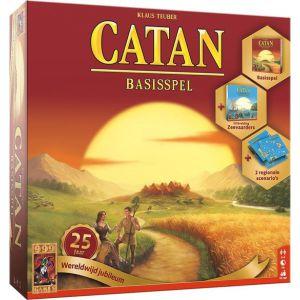 Spel Catan: 25 jaar wereldwijd jubiluem