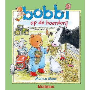 boek Bobbi op de boerderij