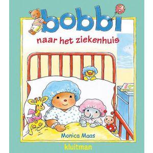 Boek Bobbi naar het ziekenhuis