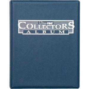 Pokemon collecters album blauw