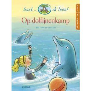 Boek ssst... ik lees! dolfijnenkamp AVI4
