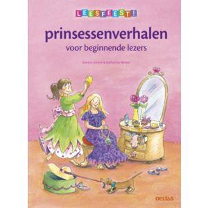 Boek leesfeest! prinsessenverhalen voor beginnende lezers
