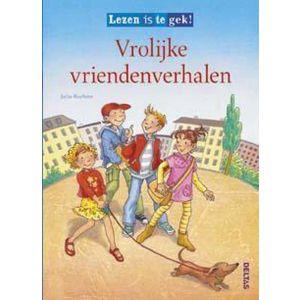 Boek lezen is te gek! vrolijke vriendenverhalen