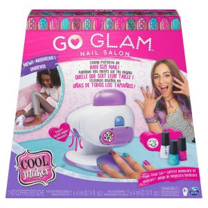 Cool Maker Go Glam Nails Salon 2 In 1