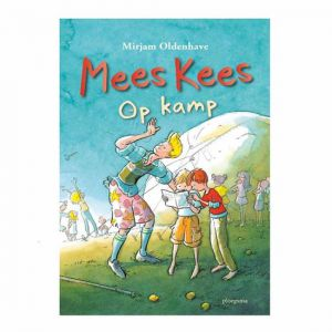 Boek AVI E5 Mees kees op kamp