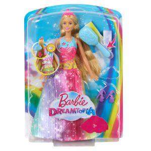 Barbie Dreamtopia twinkelend haar