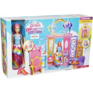 Barbie Dreamtopia Kasteel met pop
