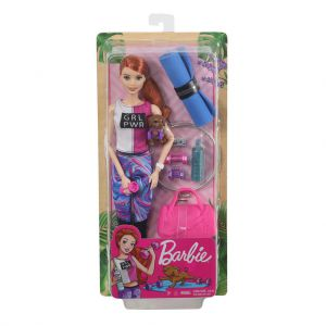 Barbie Wellness Yoga