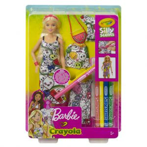 Barbie Crayola Silly Scents