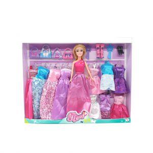Pop Fleur Fashion set (10 outfits)