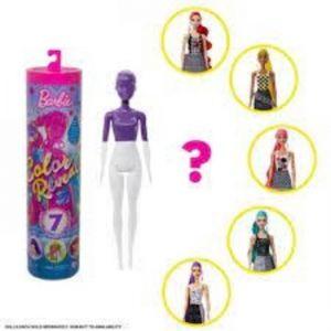 Barbie Colout Reveal 3
