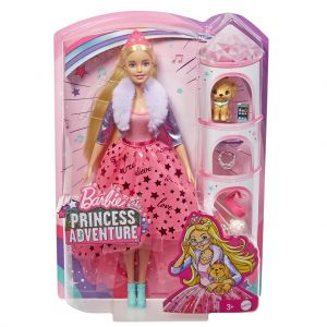 Barbie Princess Adventure Luxe Prinses