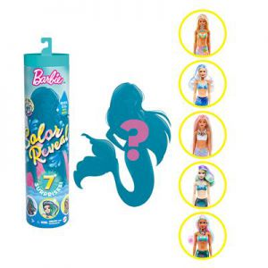 Barbie Colour Reveals Mermaids