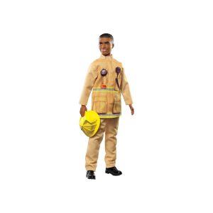 Barbie Ken Brandweerman