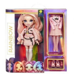 Rainbow High Fashion Doll Pink