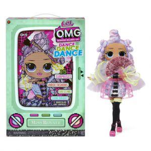Lol Surprise OMG Dance Doll Miss Royale