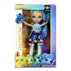 Rainbow High Cheer Doll Skyler Bradshaw Blue