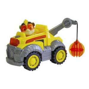 Paw Patrol Mighty Pups Vehicle Rubble