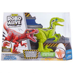 Robo Alive Raptor
