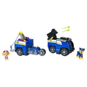 Paw Patrol Split Second Vehicle Chase