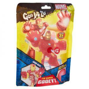 Goo Jit Zu Superheroes Iron Man