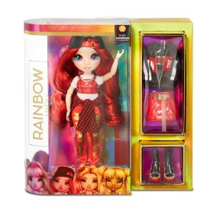 Rainbow Surprise Doll Ruby Anderson