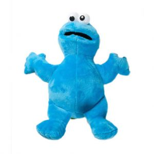 Pluche Sesamstraat Cookie Monster 25 Cm