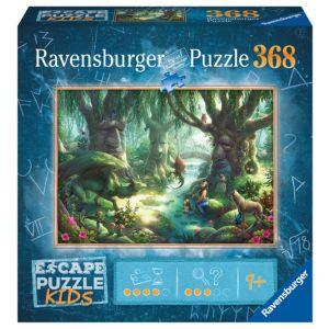 Escape puzzle kids - magic forest 368 stukjes