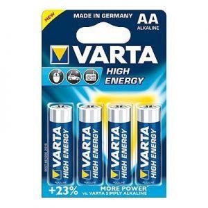 AA Batterijen VARTA
